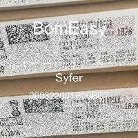 060322001P00BCT - Syfer - Multilayer Ceramic Capacitors MLCC - SMD/SMT