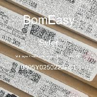0805Y0250222FCT - Syfer - Multilayer Ceramic Capacitors MLCC - SMD/SMT