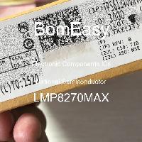 LMP8270MAX - Texas Instruments