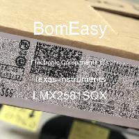 LMX2581SQX - Texas Instruments