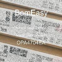 OPA4704EA - Texas Instruments