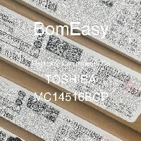 MC14516BCP - TOSHIBA