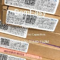 0831-040-X5U0-152M - Tusonix - Ceramic Disc Capacitors