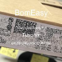 0838-040-X5U0-471M - Tusonix - Ceramic Disc Capacitors
