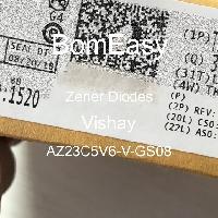 AZ23C5V6-V-GS08 - Vishay Intertechnologies - Zener Diodes